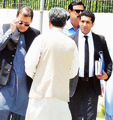 Ambulances-called-in-during-JIT's-probe-of-Hussain-Nawaz-NEWWW