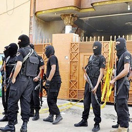 CTD Says Four 'Terrorists' Killed In Morning Raid In Multan