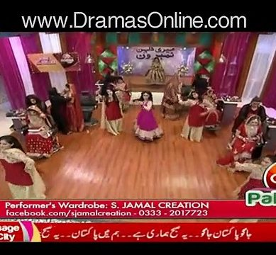 Noor's Sister Dance In The Morning Show