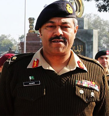 Pakistan Will Give A Befitting Response To Invaders: Commander Southern Command