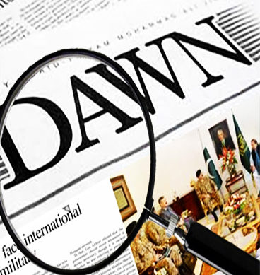 Dawn Leaks Issue Was Blown Out Of Proportion; Nisar