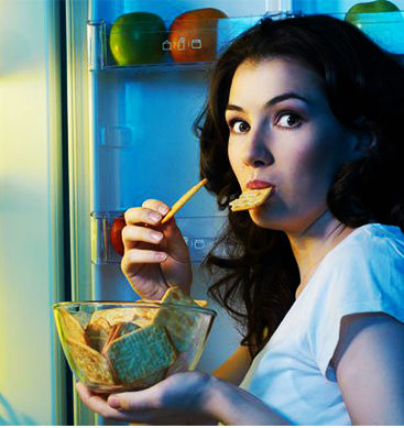 Eating Late At Night Impact On Health