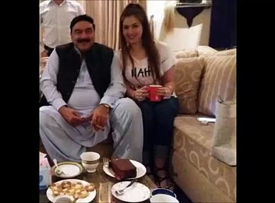 Sheikh Rasheed's Video Making Rounds On Social Media