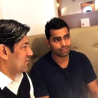 Umar Akmal's Latest Interview