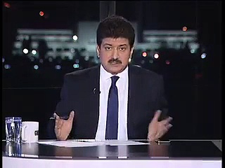 Hamid Mir Criticises PMLN