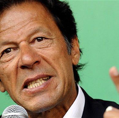 Imran Khan Calls French President Emmanuel Macron