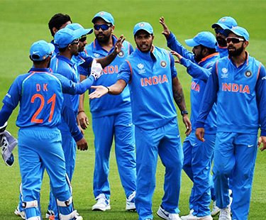 ICC Champion Trophy 2017 India Vs Bangladesh Warm Up Match