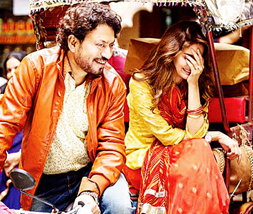 Irrfan Khan On Hindi Medium Vs Half Girlfriend Box Office Fight