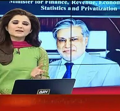 Ishaq Dar Threatens Workers