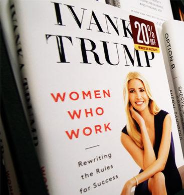 Ivanka Trump's New Book