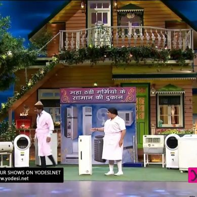 Monica Castellino's First Appearance In Kapil's Show