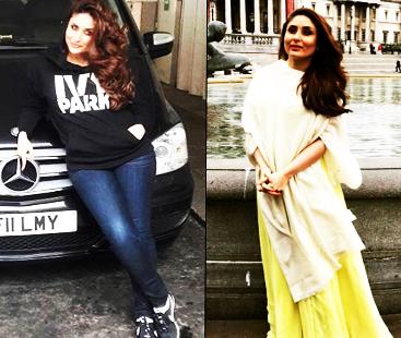 Kareena Kapoor's Intense Workout To Lose Weight