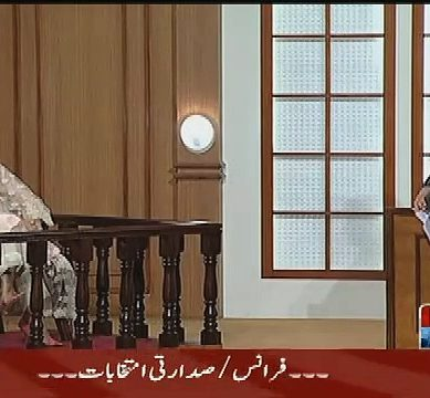 Reham Khan Asked About Her Dressing