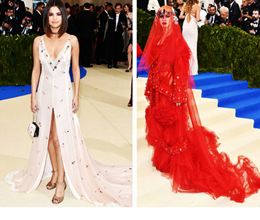 Best Dressed At The Met Gala 2017