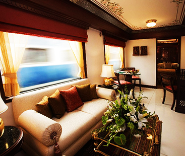 Most Luxurious Train On Earth