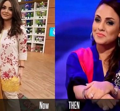 Nadia Khan's Amazing Body Transformation