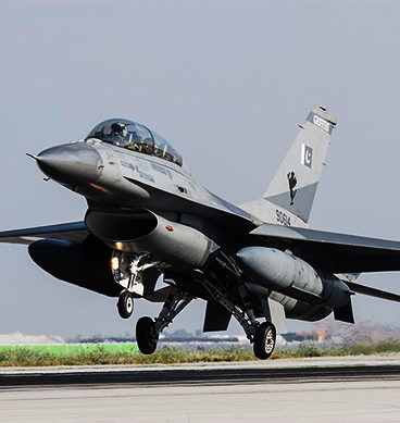 PAF Jets Air Strike Militant Hideouts In Khyber Agency
