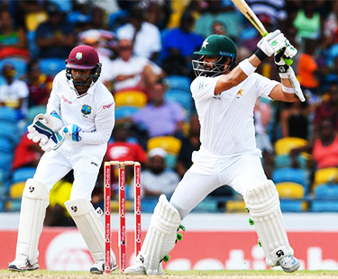 Highlights: Pakistan Vs West Indies 2nd Test Day 2