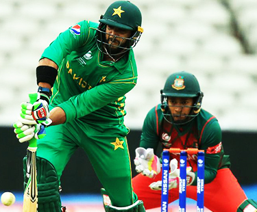 ICC Champions Trophy: Pakistan Beat Bangladesh In First Warm-Up Match