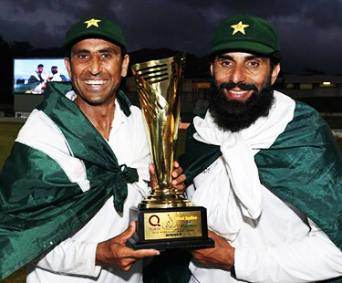 Pakistan Beats West Indies In 3rd Test And Win Series