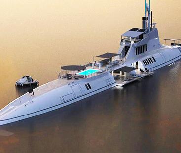 Personal Submarine