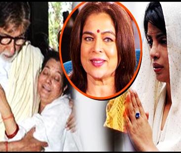 Priyanka Chopra, Amitabh Bachchan, Madhuri Dixit Mourn Reema Lagoo's Death