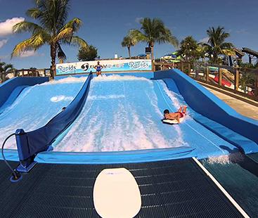 Surfing Park