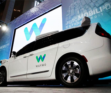 Waymo Introduces New Self Driving Service