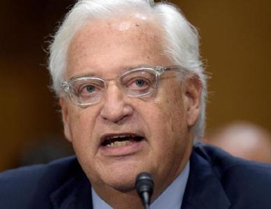 Five Things You Should Know About The New US Ambassador To Israel, David Friedman