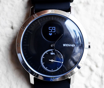This Wearable Is A Perfect Hybrid Of Analogue And Smart Watch
