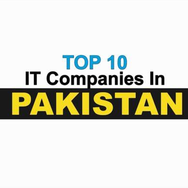 10 IT Companies In Pakistan