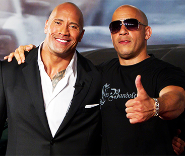 Vin Diesel Ends Feud With Dwayne Johnson With Sweet B.Day Message