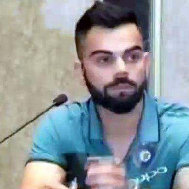 Virat Kohli About Pakistan vs India Match In ICC Champions Trophy