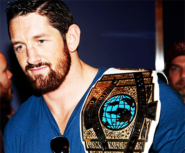 WWE Superstar Wade Barrett To Perform In Pakistan