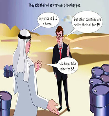 Why Oil Prices Remain Low ?