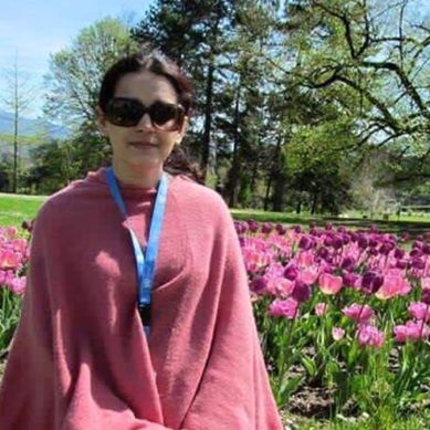 Saima Saleem, Another Proud Daughter of Pakistan