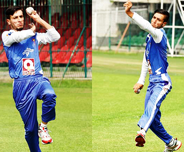 Pakistani Bowler Yasir Jan Bowls With Both Hands With Speed Of 145kph
