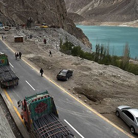 'Thousands' Protest Govt's Negligence Of Gilgit Baltistan Under CPEC