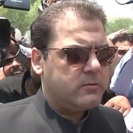 PML-N Senator Threatens Consequences For Those 'Grilling' Hussain Nawaz