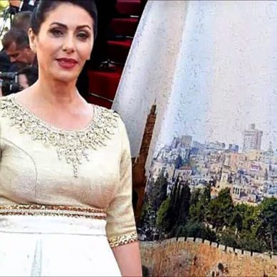 Israeli Minister's Jerusalem Dress Proves Controversial In Cannes