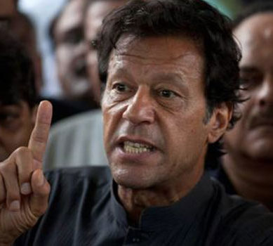 ECP Restores Petition Seeking Imran Khan's Disqualification