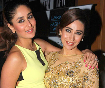 Kareena And Karishma Attend Karan Johar's Private Birthday Party
