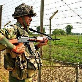 Pak Army's 'befitting response' along LoC