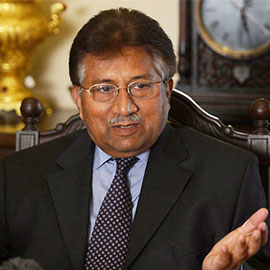 SC Cannot Hear Musharraf's Lawyer As Former President Is An Absconder: SC