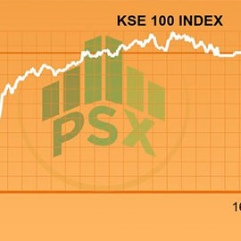 Pakistan Stock Exchange hits five-year low