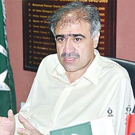 Sohail Anwar Siyal Re-Appointed Home Minister Of Sindh