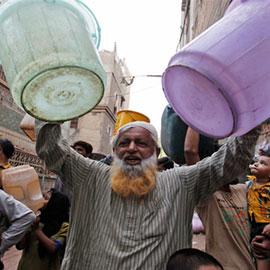 Power Breakdown Hits Karachi's Water Supply