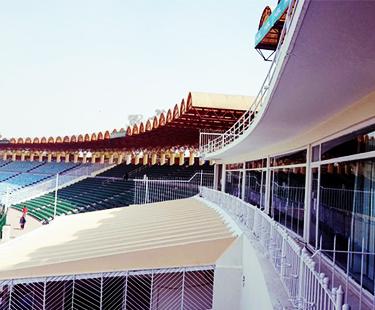 National Stadium Karachi Renovation Started