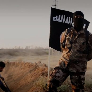 The threat of the return of foreign Islamic State fighters escaping from Syria and Iraq