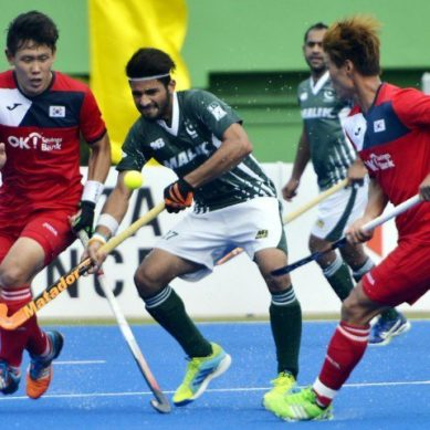 Pakistan Draw 1-1 with South Korea – 2017 Asia Cup